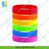 OEM 2012 olympics thin silicone bracelet