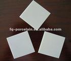 MAX BULK DENSITY 3.95g/cm3 90-99.7% Ceramic Alumina Plate Alumina Electronic Plate Substrate