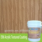 E96 Decorative Textured Wall Coatings- ,Various Texture Effects, Multi-color, Acrylic Base,Ready to Use,30kg/drum