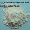 100kg 3,4,5-Trimethoxybenzoic Acid Methyl Ester 99.5%; Methyl 3,4,5-Trimethoxybenzoate, CAS 1916-07-0, EINECS 217-629-2