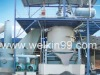 single-stage hot coal gasifier