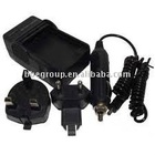 Camera Battery Charger for OLYMPUS LI20B