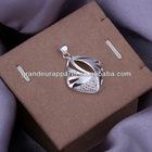 2012 fashion new arrival Double diamond earrings jewelry