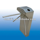 semi automatic turnstiles access control system