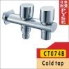 CT074B brass bibcock, bidet cold tap, washing mashine faucet, water bibcock, copper bibcock,tap,garden faucet