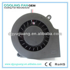 High Speed DC brushless 97*97*33mm centrifuge blowers and fans for industrial cooling