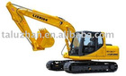 13 tons compact crawler excavator construction machine