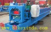 312 Color Steel Ridge Roof Tile Cold Roll Forming Machine