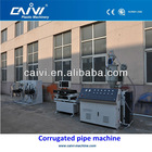 Corrugated pipe machine/single corrugated pipe machine/PE PP PVC single corrugated pipe machine