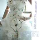 crystal beads for wedding dress