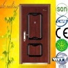 High-grade villas steel security Door(CE,ISO2008,SGS,EC,5S)