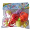 Newest & Lovely Plastic Baby Rattle