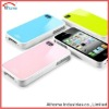 Enviroment and eco-friendly ABS mobile phone case for iPhone