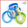 Pvc bracelet / Silicon wristband