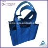 Non-woven bag for wine bottles use