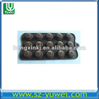Silicone Chocolate Molds Cake Moulds Jelly Ice Cookie Mould