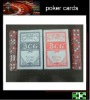 casino custom adult gambling playing cards with high quality