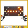 Aluminum Truck Mounted Arrow Board With B Size 1500mm x 770mm