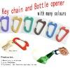 YDK087 bottle opener with carabiner