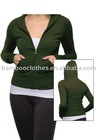 organic sports jacket for women