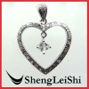Jewelry with heart