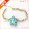 2012 fashion jewelry bracelet with enamel