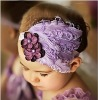 Top Baby Girl's Feather Headbands