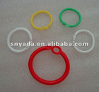 Popular Plastic Ring for Albums/Toys