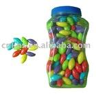 Olive Bubble Gum Candy