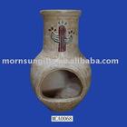 porcelain oil burner