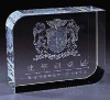 Optical glass Crystal laser engraving products