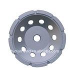 Singel&Double row cup wheel