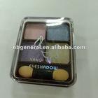 4 color eye shadow powder