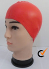 Single Colour Silicone Swim Caps