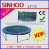 (10 FT )Trampoline With Safety net ST-10
