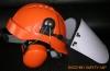 CE ABS protect face ear head work safety helmet