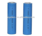 18650 1100mAh 3.2V li-ion rechargeable batteries