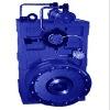 Extruder gear units