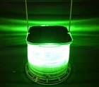 Solar Self-Powered LED Marine Lantern