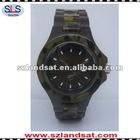 100% natural wooden watch manufacturer BW51