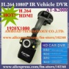 """H.264 1080P HDMI IR Vehicle DVR 140 degree Wide Angle Rotatable Lens 270 degree Rotatable 2.0"""" LCD Motion Detection AT-K2000"""