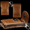 REAL LEATHER KEY HOLDER, leather key holder