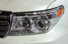 Headlight for Toyota Landcruiser OEM#