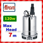 DSS/DSSF stainless steel household water pumps