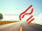 Honda CRF150 CRF 150 RADIATOR SILICONE HOSES 07 08 09(4 pcs)