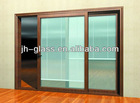 Kaho Hot selling automatic blinds glass for doors