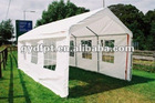 4*6m wedding tent galvanized pipe for garden with luxurious design