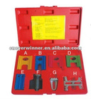 Timing locking set