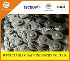 (12-2R)60 duplex industrial roller chain manufacture