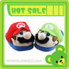 OEM stuffed animal slippers 20121204C03
